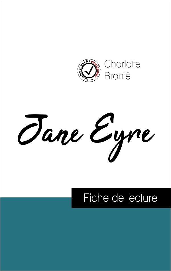 image couverture jane eyre de charlotte bronte